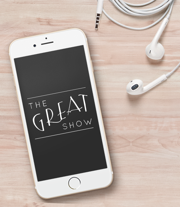 The Great Show logo